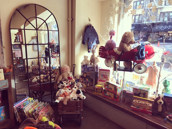 My Little Sunshine is a one-stop shop for stylish and wearable children's clothing, unique toys, and amazing haircuts. | Photo courtesy of My Little Sunshine