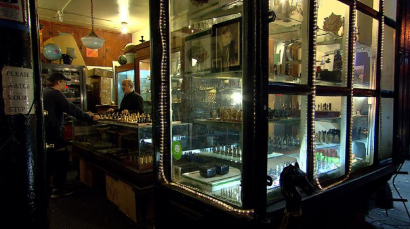 The King: Iconic Greenwich Village Chess Shop Perseveres